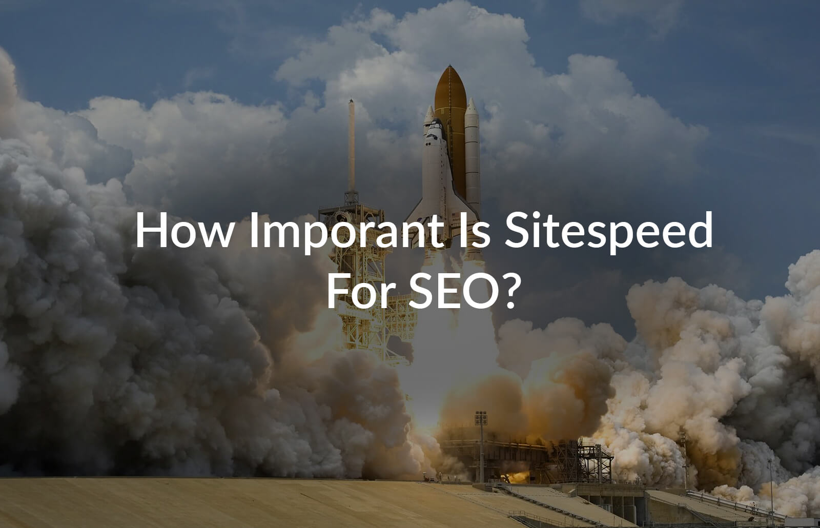 How Important Is Site Speed for SEO