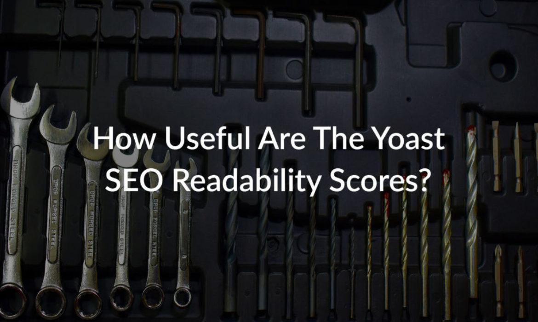 How Useful Are the Yoast SEO Readability Scores
